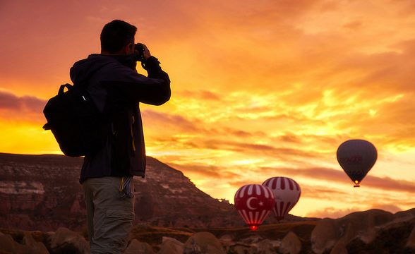 Fotografare in viaggio