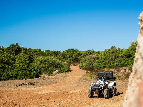 Escursione in Quad: alla scoperta del territorio Iglesiente