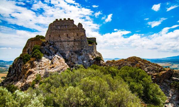 Castello di Acquafredda: ritorno al XIII secolo